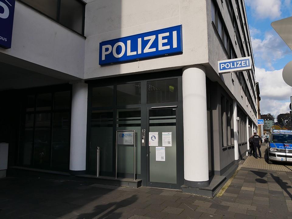 Polizeiwache Köln Innenstadt